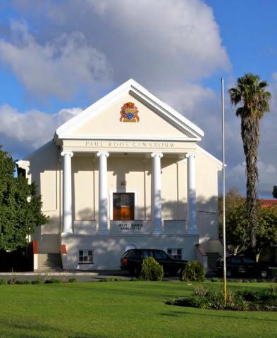 Paul Roos Gymnasium, Stellenbosch