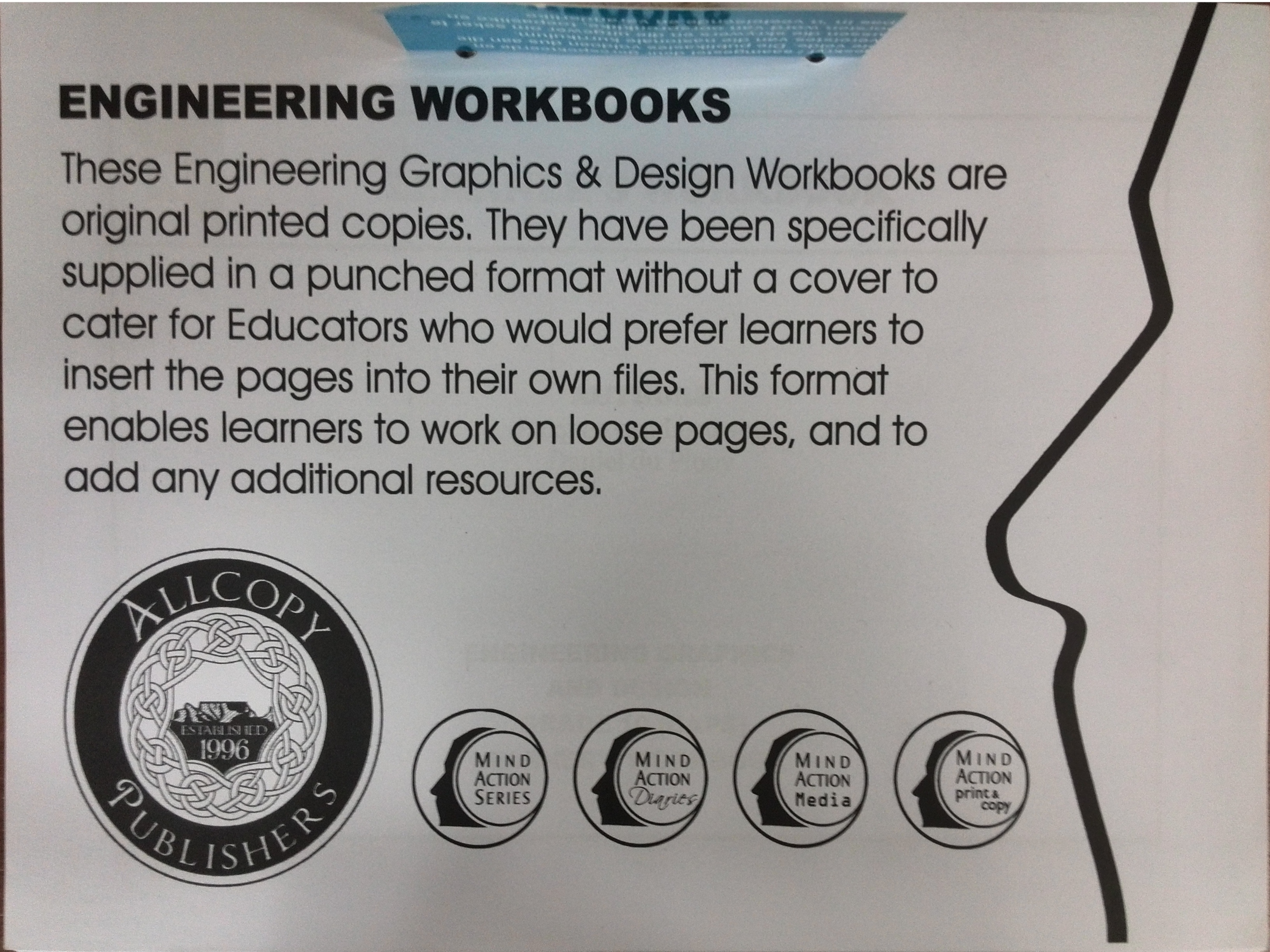 Engineering Grap&Design Gr10Wb MAS unbound Caps